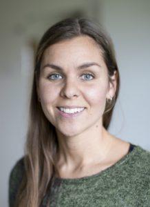 Porträttbild Lina Eljertsson