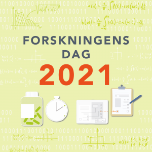 Logotyp för Forskningens dag 2021